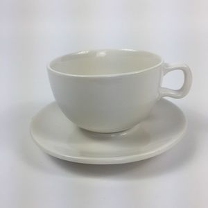 Starbucks Tea Cup with Saucer At Home Collection